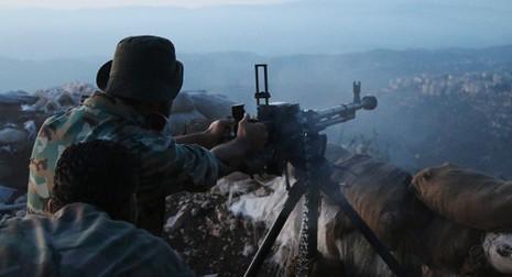 Quân đội Syria 'quét sạch' khủng bố giáp biên giới Thổ Nhĩ Kỳ - ảnh 1
