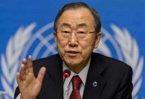 Liên Hiệp Quốc dàn xếp Syria để tập trung đánh IS - ảnh 1