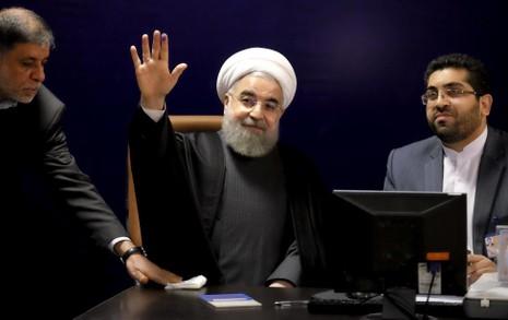 Kỷ lục: 12.000 người tranh cử vào Quốc hội Iran - ảnh 1