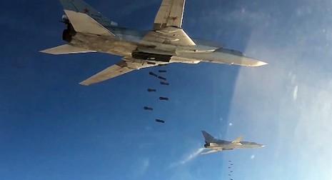Mỹ thừa nhận Nga thành công trong chống IS tại Syria - ảnh 1