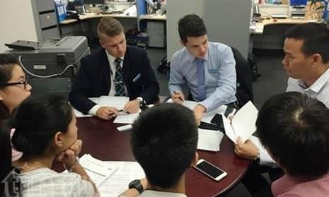 Úc bắt giữ nghi phạm lừa đảo vé máy bay du học sinh Việt Nam - ảnh 1