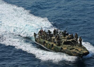 10 thủy thủ Mỹ bị Iran bắt giữ đã được trả tự do - ảnh 1