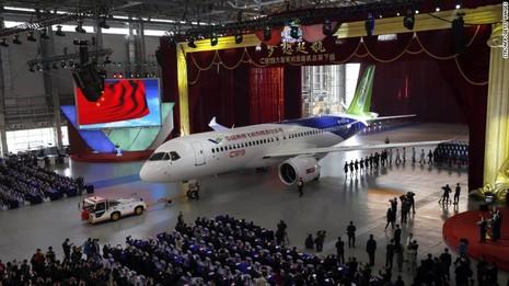 Trung Quốc sáp nhập hàng loạt đơn vị sản xuất động cơ máy bay - ảnh 1
