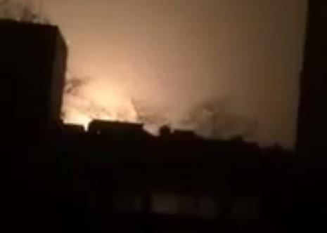 Nổ nhà máy pháo hoa Trung Quốc: Một người chết, ba người mất tích - ảnh 1