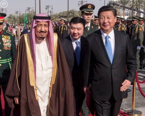 Trung Quốc và Arabia Saudi bắt tay mở nhà máy lọc dầu - ảnh 1