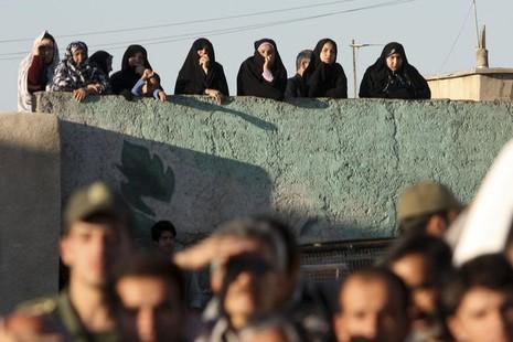 Iran: Báo động án tử với tội phạm vị thành niên - ảnh 3