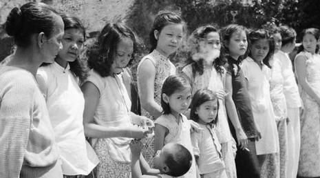 Nhật phủ nhận vấn đề 'phụ nữ giải khuây' trước Liên Hiệp Quốc - ảnh 1