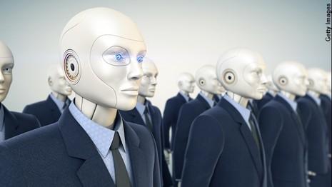 Kỷ nguyên Robot - bài 1: Robot sẽ đông hơn người - ảnh 1