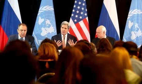 Các 'ông lớn' gật đầu, hòa bình có trở lại Syria? - ảnh 2