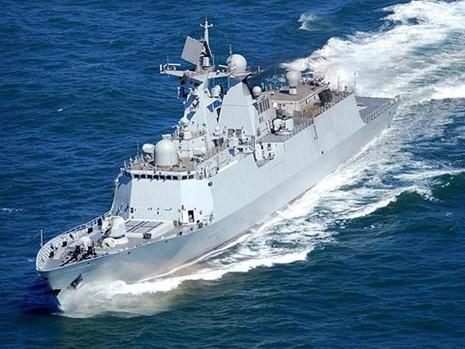 Tại sao tàu chiến Trung Quốc thăm Thái Lan và Campuchia?  - ảnh 1