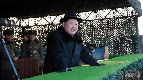 Vũ khí mới Triều Tiên đánh địch 'không còn mảnh giáp'? - ảnh 1