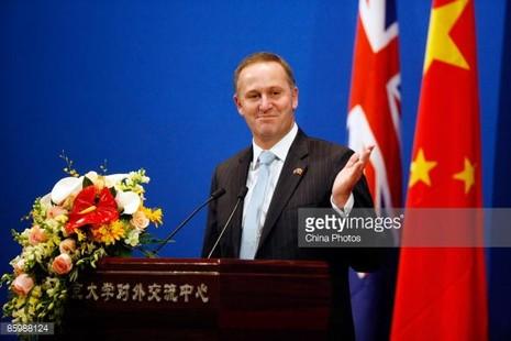 Trung Quốc 'khuyên' New Zealand thận trọng vấn đề biển Đông - ảnh 1