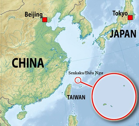 Trung Quốc bỏ tù gián điệp Senkaku/Điếu Ngư - ảnh 1