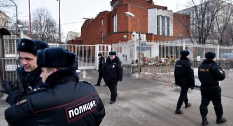 Một nửa dân số Nga lo sợ 'ác mộng' khủng bố - ảnh 1
