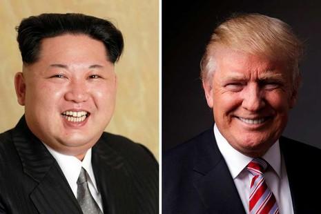 Donald Trump sẵn sàng gặp ông Kim Jong-un để bàn hạt nhân - ảnh 1