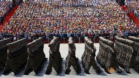 Trung Quốc tái thanh tra tham nhũng trong quân đội và trường quân sự - ảnh 1