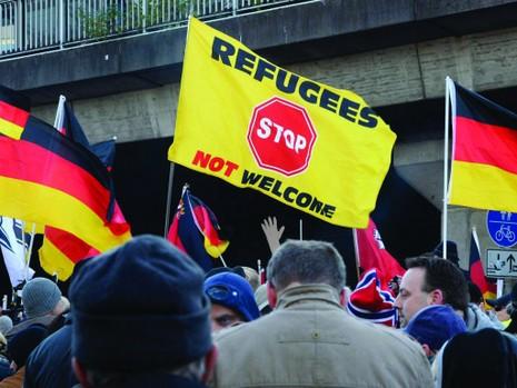Thư từ Đức sau vụ xả súng: Tại sao bất ổn kéo dài? - ảnh 3