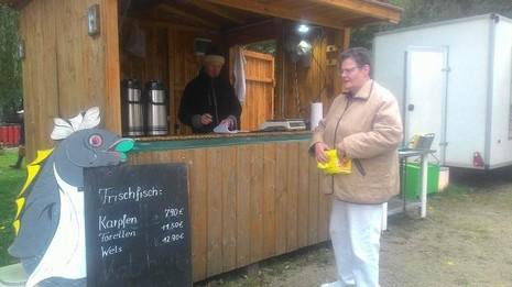 Khám phá lễ hội cá tại Đức - ảnh 11