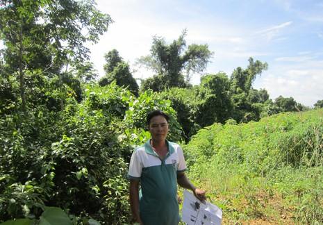Giao giám đốc Công an tỉnh Bình Phước làm rõ vụ 'phù phép đất rừng'  - ảnh 1