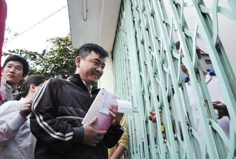 Cơn lốc vaccine đã cuốn tới Sài Gòn  - ảnh 14