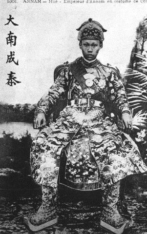 Cảnh đời khó tin của cháu nội vua Thành Thái giữa Sài Gòn - ảnh 2