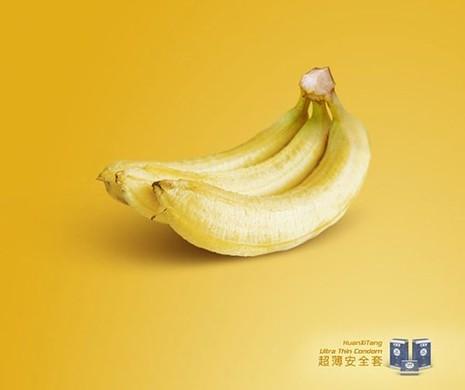 Cười sảng khoái với hình ảnh quảng cáo bao cao su - ảnh 1