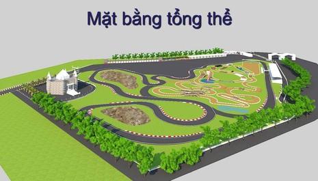 Ra mắt trường đua chuyên nghiệp đầu tiên tại Việt Nam   - ảnh 2
