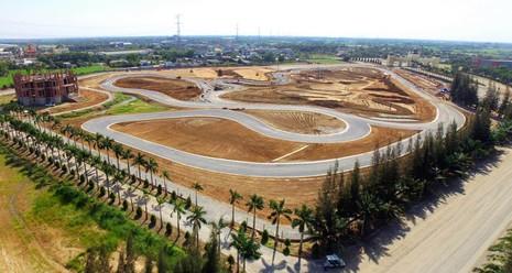 Ra mắt trường đua chuyên nghiệp đầu tiên tại Việt Nam   - ảnh 3