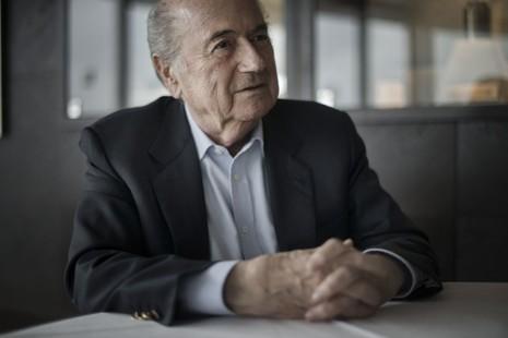 Sepp Blatter: 'Gianni đủ phẩm chất tiếp tục công việc của tôi' - ảnh 2