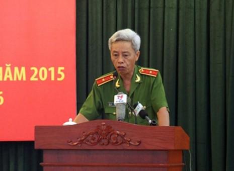 Phó tổng cục trưởng Tổng cục Hải quan 'phản pháo' tướng Phan Anh Minh - ảnh 2