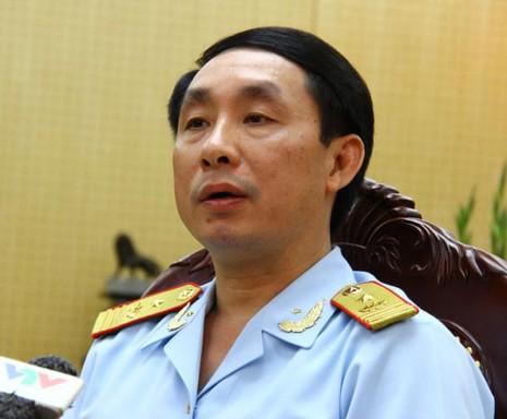 Phó tổng cục trưởng Tổng cục Hải quan 'phản pháo' tướng Phan Anh Minh - ảnh 1