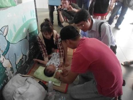 Bộ Y tế kiểm tra đột xuất nhiều bệnh viện ở TP.HCM - ảnh 3