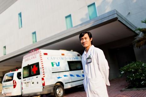 TP.HCM: Bệnh viện FV hỗ trợ y tế cho Tổng thống Pháp  - ảnh 1