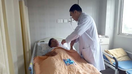 Bệnh viện đầu tiên áp dụng ARTS trong điều trị đột qụy - ảnh 1