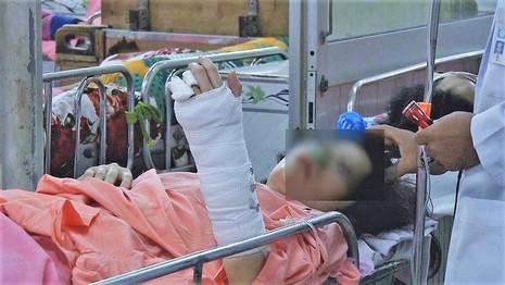 Thông tin mới về các nạn nhân vụ tàu hỏa tông ô tô - ảnh 1
