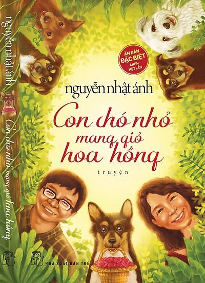 Nhà văn Nguyễn Nhật Ánh ra mắt sách mới - ảnh 1