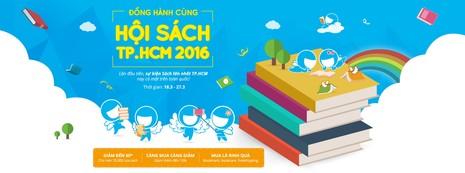Hội Sách TP.HCM 2016 online - ảnh 1