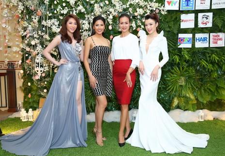 Ngắm người đẹp 'Hoa hậu Biển Việt Nam 2016'   - ảnh 1
