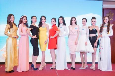 Ngắm người đẹp 'Hoa hậu Biển Việt Nam 2016'   - ảnh 11