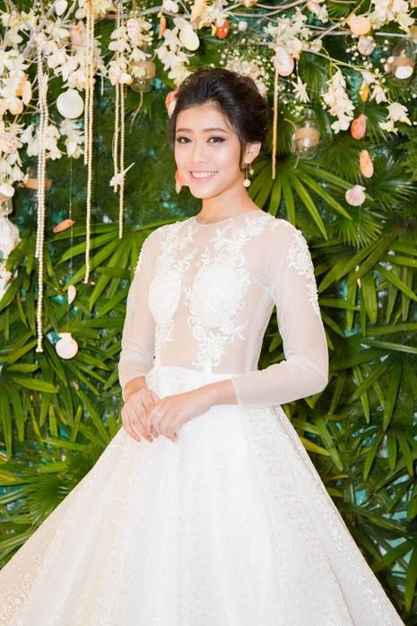 Ngắm người đẹp 'Hoa hậu Biển Việt Nam 2016'   - ảnh 7