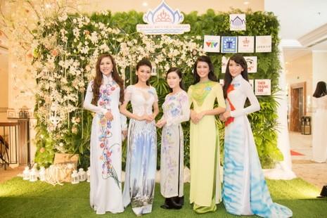 Ngắm người đẹp 'Hoa hậu Biển Việt Nam 2016'   - ảnh 8