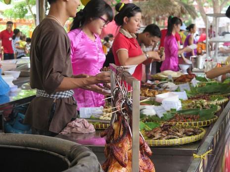 Hơn 250 món ngon tại 'Liên hoan ẩm thực Đất Phương Nam 2016' - ảnh 1