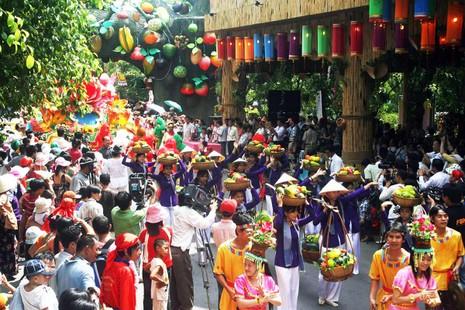 'Lễ hội Trái cây Nam Bộ 2016': Phong phú, đa dạng đủ loại trái cây - ảnh 6