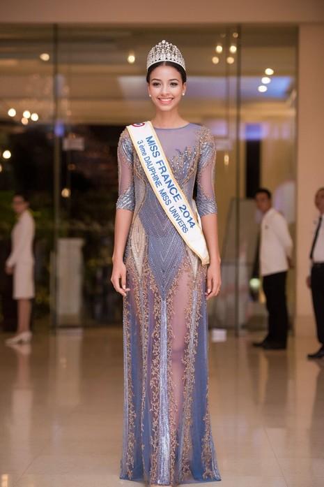 Dàn hoa hậu, người đẹp đọ sắc trước 'Hoa hậu Việt Nam 2016' - ảnh 3