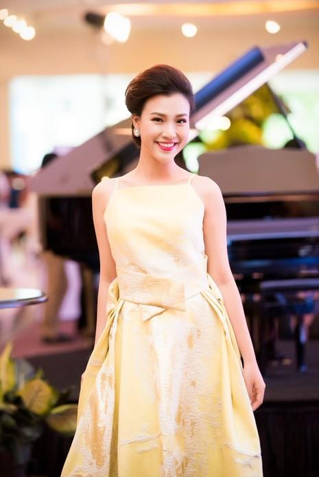 Dàn hoa hậu, người đẹp đọ sắc trước 'Hoa hậu Việt Nam 2016' - ảnh 13