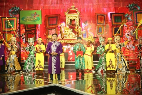 """Hài bình dân và hài nghệ thuật cùng đoạt quán quân """"Cười xuyên Việt""""   - ảnh 4"""