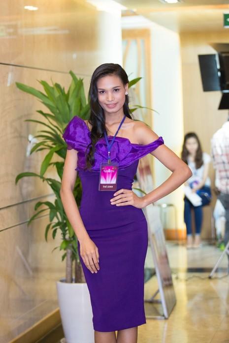 'Hoa hậu Việt Nam 2016' giới thiệu những nhan sắc nổi bật phía Nam - ảnh 3