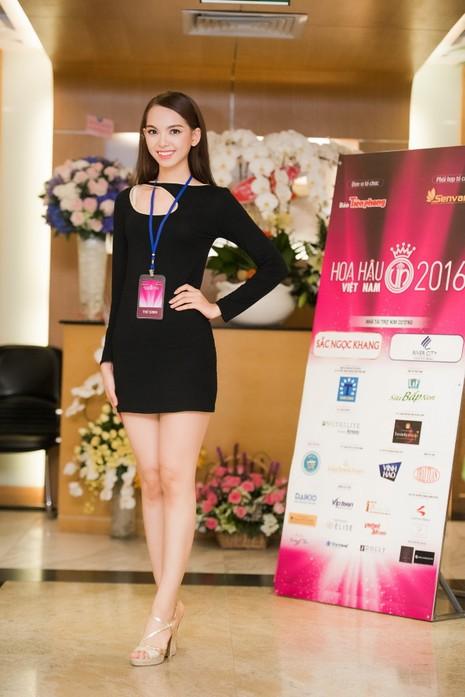 'Hoa hậu Việt Nam 2016' giới thiệu những nhan sắc nổi bật phía Nam - ảnh 1
