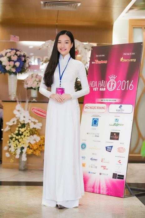 'Hoa hậu Việt Nam 2016' giới thiệu những nhan sắc nổi bật phía Nam - ảnh 5