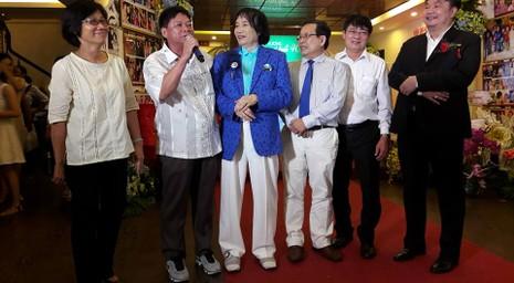 Nghệ sĩ Minh Vương tổ chức sinh nhật lớn kiểu live show - ảnh 7